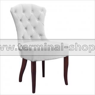Кресло Версаль-18 (Тон 5, Furor White, Серебро)
