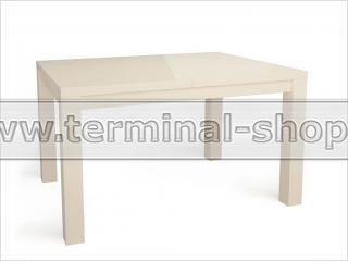 Стол обеденный Оптима-2 (Глянец бежевый)