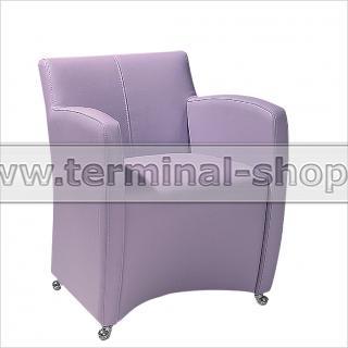 Кресло с низкой спинкой Форум-1