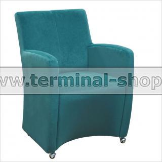 Кресло с высокой спинкой Форум-2 (Вариант цвета 1)
