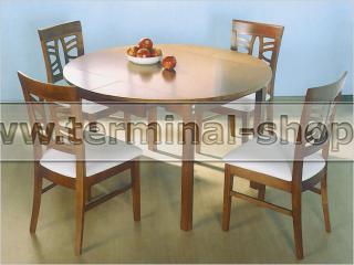 Стол обеденный BT3046 (Вишня светлая)