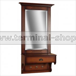 Зеркало с ящиком EL5024 (Итальянский орех)