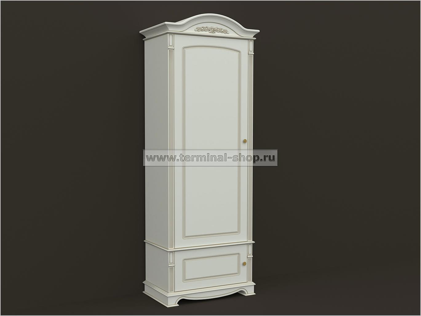 Шкаф однодверный ES106-1D