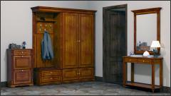 Коллекция мебели для прихожей Классика