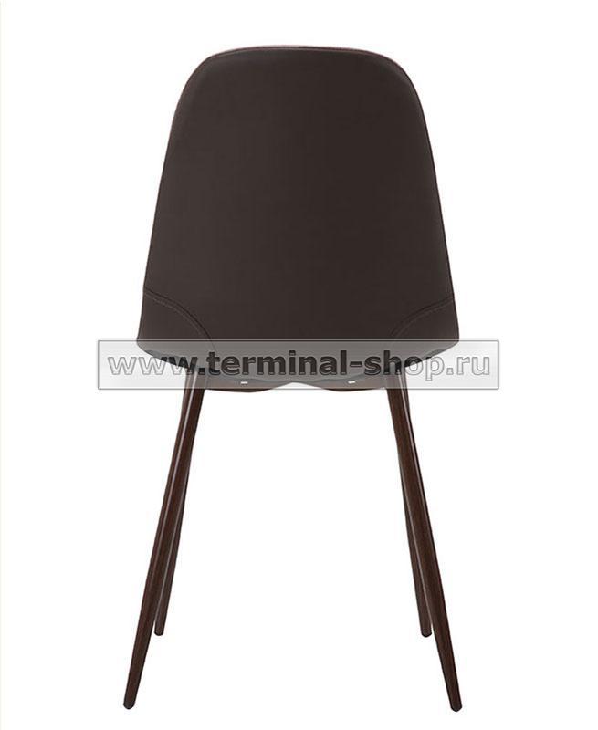 Стул DC5541 (Венге, Шоколадный 640 + Текстиль Капучино)