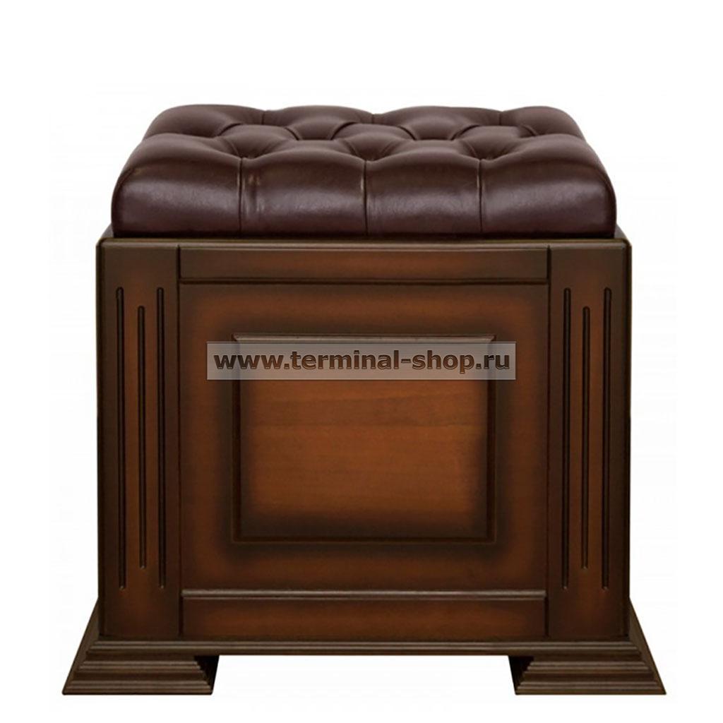 Банкетка-сундук на портале EL4108 (Итальянский орех, Коричневый)