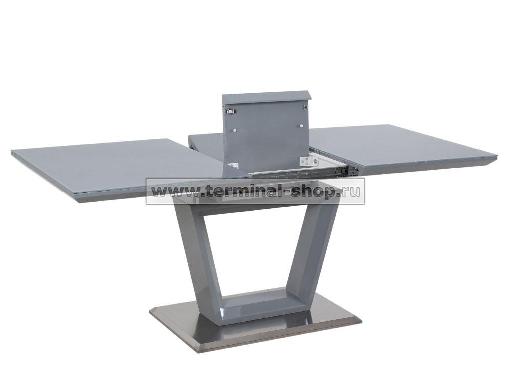 Стол обеденный ALEX (Серый)