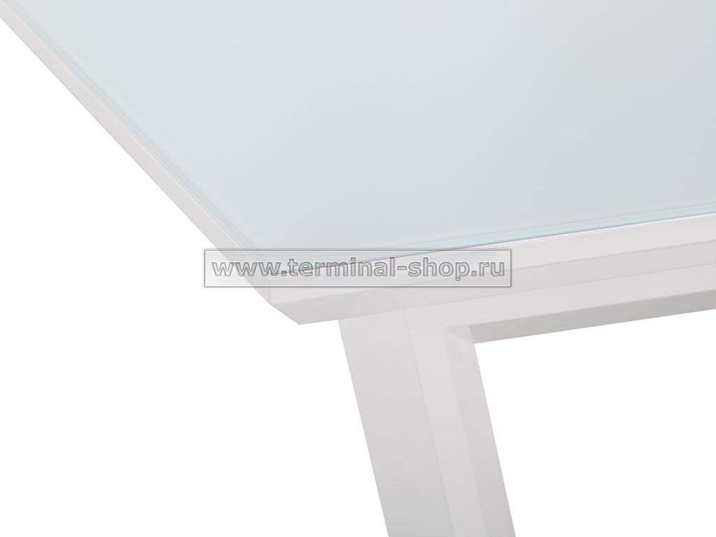 Стол обеденный ALEX-S (Белый)