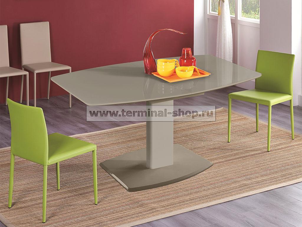 Стол обеденный B2396-1 (Кофейный)