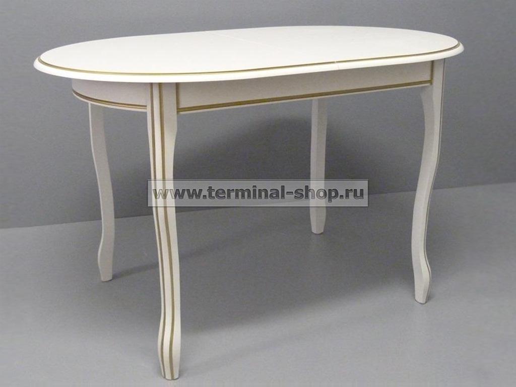 Стол обеденный Аркос-1 (Декор 13)