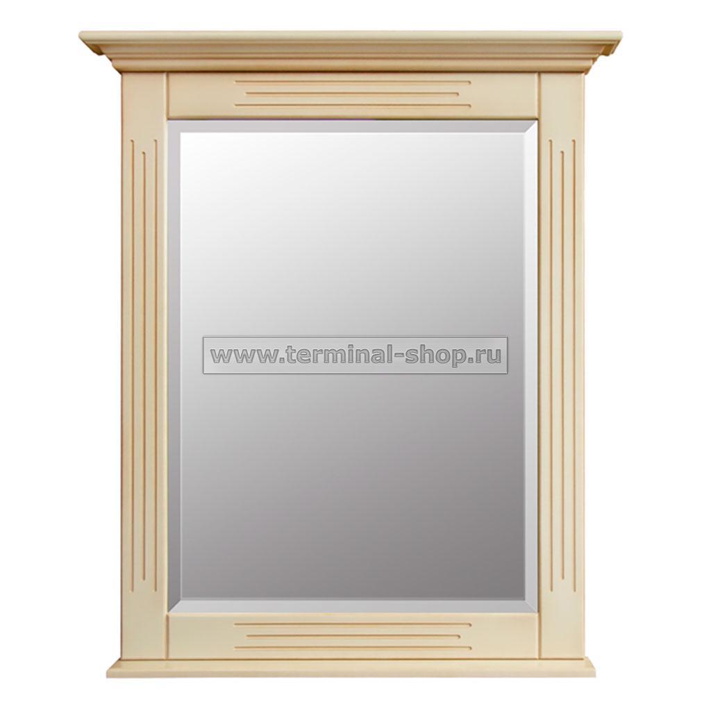 Зеркало настенное EL5009 (Слоновая кость)