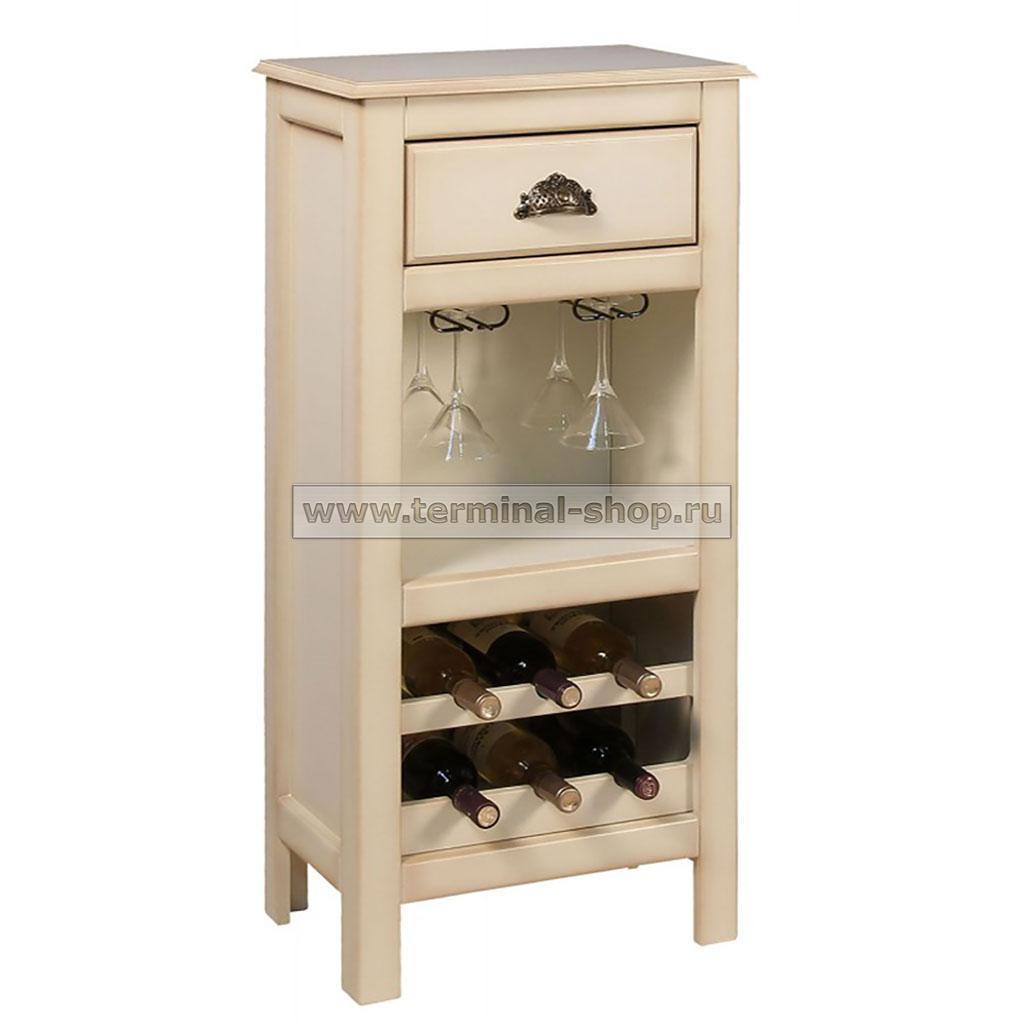 Шкаф винный EL5016 (Слоновая кость)