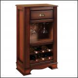 Шкаф винный EL5216 (Итальянский орех)
