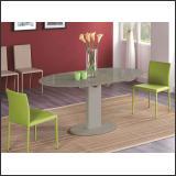 Стол обеденный B2396 (Кофейный)